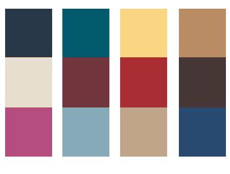 Tendencia de colores para paredes en 2018 pintura para - Colores de pintura interior ...