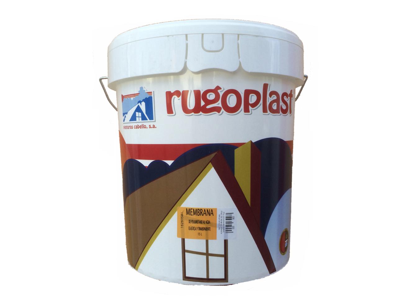 Membrana de poliuretano al agua pintura para fachadas for Pintura de poliuretano
