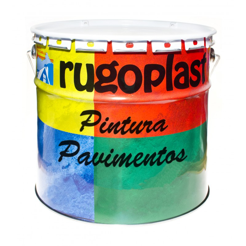 Pintura pavimentos al clorocaucho pintura para fachadas - Pintura para suelos exterior ...