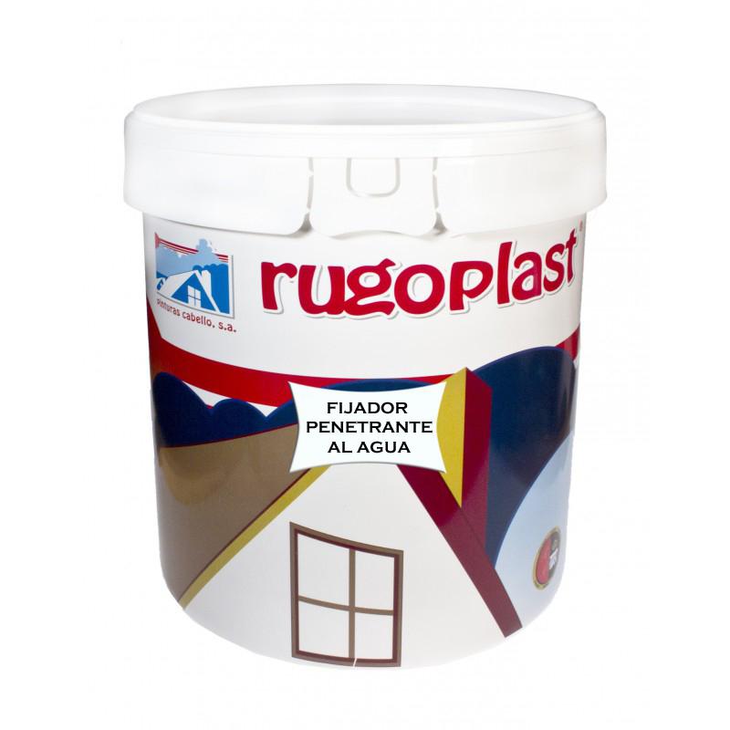 Fijador al agua pintura para fachadas pintura para for Fijador de pintura